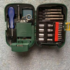 ライト型工具セット
