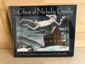 The Ghost of Nicholas Greebe 洋書絵本