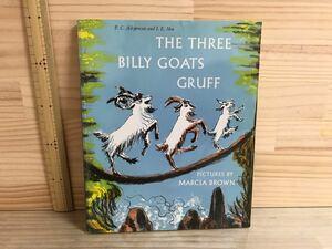THE THREE BILLY GOATS GRUFF (三びきのやぎのがらがらどん) 洋書絵本