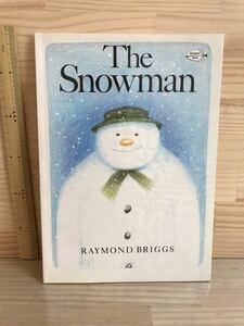 The Snowman 洋書絵本