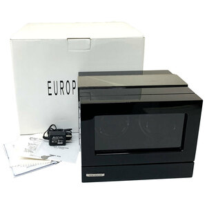 [ outlet ] euro passion WW-8201C watch winding box 2 ps to coil Winder wa.n DIN g machine