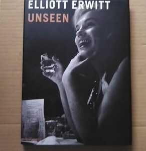 即決 送料無料 洋書 英語版 写真集 UNSEEN ELLIOT ERWITT エリオット・アーウィット Magnum Photos マグナム・フォト