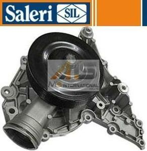 【M's】W219 CLSクラス/W211 W212 W207 Eクラス/X204 GLKクラス(V6)SIL製 ウォーターポンプ//C230 C250 C280 C300 CLS350 GLK280 GLK300