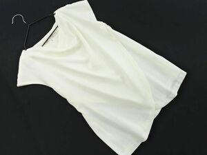 ネコポスOK ビームス B:MING LIFE STORE ブラウス シャツ sizeS/白 ■◆ ☆ bfb4