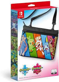 【新品・未開封・即決】 SWITCH 「ポケットモンスター ソード・シールド」for Nintendo Switch Lite サコッシュ