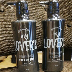 MY LOVERS BTシャンプー とトリートメント☆フローラルムスクの香り 515mlセット