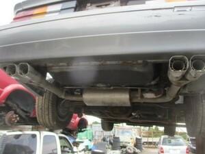 ■シボレー カマロ RS Borla リアマフラー 中古 ボーラ 1989年 CF24A 部品取りあり テールパイプ サイレンサー トランザム Z28 IROC-Z■