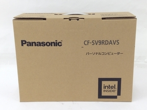 Panasonic Let's note レッツノート SV9 CF-SV9RDAVS ノートパソコン PC パナソニック 未使用 M5742437