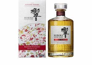 響 blossom harmony 2021 サントリー ウイスキー