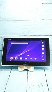docomo SO-05F Androidタブレット Xperia Z2 ホワイト [ジャンク] 本体 白ロム 837629
