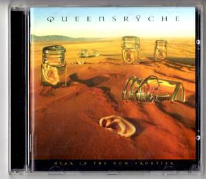 Used CD 輸入盤 クイーンズライク Queensryche 『ヒア・イン・ザ・ナウ・フロンティア 』 - Hear in the Now Frontier (1997年)
