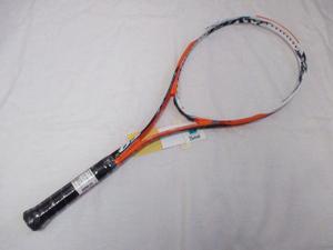 送料無料 激安処分! mizuno ミズノ 軟式テニスラケット ジスト T9 63JTN52954 オレンジ×ブラックト 0X 21320