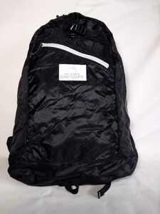 グレゴリー 85407 デイパック LT ブラック パッカブル仕様