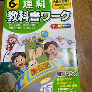 教科書ワーク 理科 大日本図書