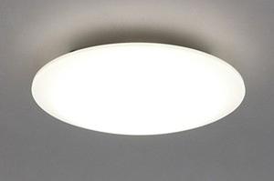 新品/未使用 IRIS OHYAMA/アイリスオーヤマ エコハイルクス LEDシーリングライト CL6DL-5.0 薄型タイプ 9.3cm 6畳用 昼光色~電球色
