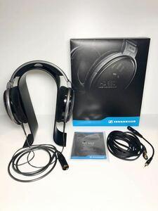 SENNHEISER ゼンハイザー HD650 ヘッドフォン Moon Audio Silver Dragon V3 XLR バランスケーブル付 最高品質 高音質 スタンド ヘッドホン