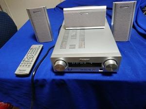 PIONEER パイオニア AVマルチチャンネルアンプ VSA-S1 スピーカー3台