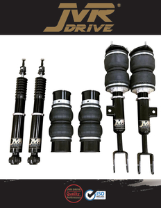 official recognition correspondence! JVR DRIVE Ford Mustang S550 2015- air suspension e Astrud total length adjustment type air suspension Ford