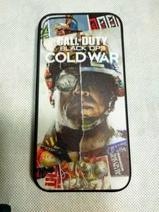 コール オブ ディューティ iPhone12mini用ケース コールオブディューティ Coll of Duty Black Ops Cold War