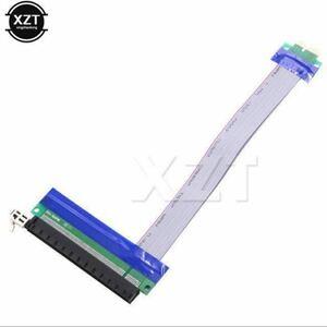 [最安]PCIe x1-x16ライザーカード ライザーケーブル エクステンション ライザー PCI Express その1