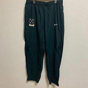 【XL】NIKE FOOTBALL NFTB ウォームアップパンツ ナイキ モスグリーン トレーニングウェア サッカー フットサル