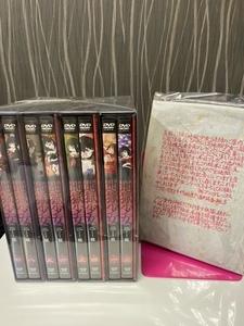 DVD 地獄少女 二籠 箱ノ一~箱ノ四 全巻購入特典 憂鬱えほん