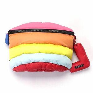 定価48,600円 美品 LUDLOW ラドロー Quilted belt bag ボディバッグ / ベルトバッグ