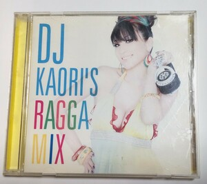 DJ KAORI'S RAGGA MIX CDアルバム Sean Paul Ne-yo Rihanna T.O.K RDX
