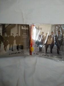 ビートルズ BBC LIVEボリューム1 ボリューム2 セット販売