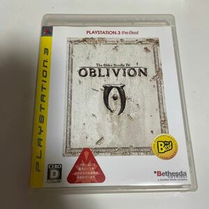 The Elder scrolls オブリビオン oblivion PS3