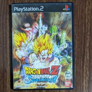 PS2ソフト ドラゴンボールZ スパーキング