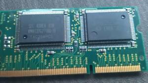 iMac ATI Rage 用SGRAM 4MB増設メモリ