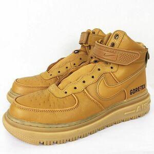 ナイキ NIKE Air Force 1 Gore-Tex Boot Wheat CT2815-200 US8 26cm エアフォース 1 ゴアテックス ブーツ ウィート スニーカー 靴 メンズ