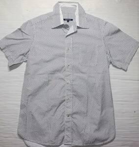 ♂ アバハウス▲半袖シャツ▲白▲サイズ2