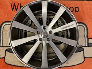 *  количество  ограниченная серия  * LHC  LOWENHART  LW10 * 10J+35 10J+20 5 2000 0 *  ...  STX 265/35R22  Новые шины Set * BMW X5 E70 F15  и т.д.  *