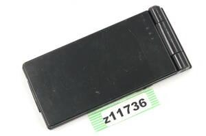 【z11736】 docomo ドコモ P-04A BLACK 動作品 初期化済み 送料全国一律300円