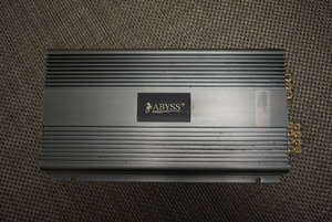 ABYSS CT-400 4chアンプ中古