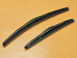 三菱 ディオン 550mm 450mm エアロワイパーブレード2本セット 【CR5W, CR6W, CR9W】