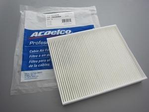 AC Delco!11~18 Ford Explorer air conditioner filter