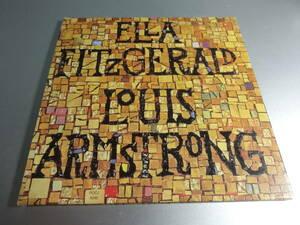 ELLA FITZGERALD LOUIS ARMSTRONG PORGY & BESS 国内盤 豪華見開き紙ジャケ