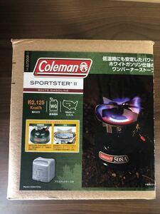 コールマン スポーツスター 508A700J プラスチックケース付き