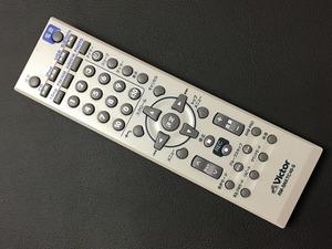VICTOR ビクター ワンセグ対応デジタルメディアシステム NX-TC40用リモコン