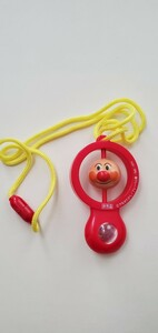 アンパンマンミュージアム あんぱんまん アンパンマン ガラガラ 赤ちゃん Baby おもちゃ 非売品 除菌済み