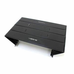 VERNE ベルン トレッキングパッド ブラック アウトドア テーブル