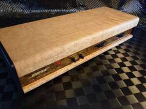 【貴重美品】ボーズBOSE 901WBイコライザー 天然木バーズアイメープル突き板仕上げ 内部フルメンテナンス済み