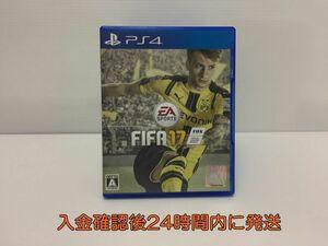 PS4 FIFA 17   状態良好 ゲームソフト 1A0021-015e/G1