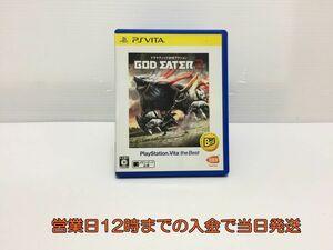PSVita GOD EATER 2 PlayStation Vita the Best 状態良好 ゲームソフト 1A0103-277e/G1