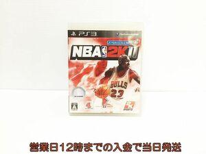 【1円】PS3 NBA2K11 ゲームソフト 1Z011-210ck/G1