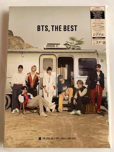 BTS THE BEST ベストアルバム FC限定盤