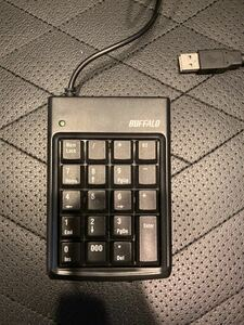 BUFFALO テンキーボード USB